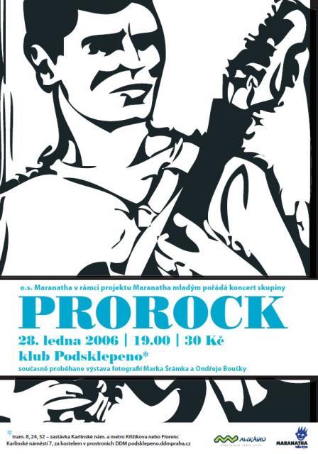 Plakát - Podsklepeno 2006