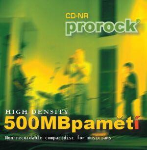 Obal CD 500MB pamětí