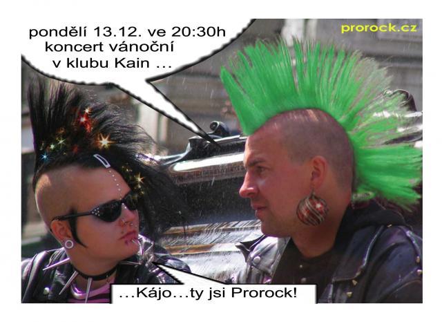 Plakát KAIN 2010-12