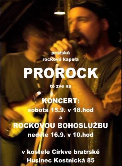Plakát Husinec 2007