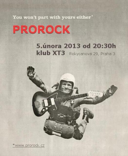 Plakat XT3 - leden 2013